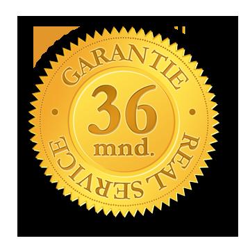 realpc 36 maanden garantie